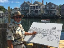 Wet Paint | Nantucket, MA