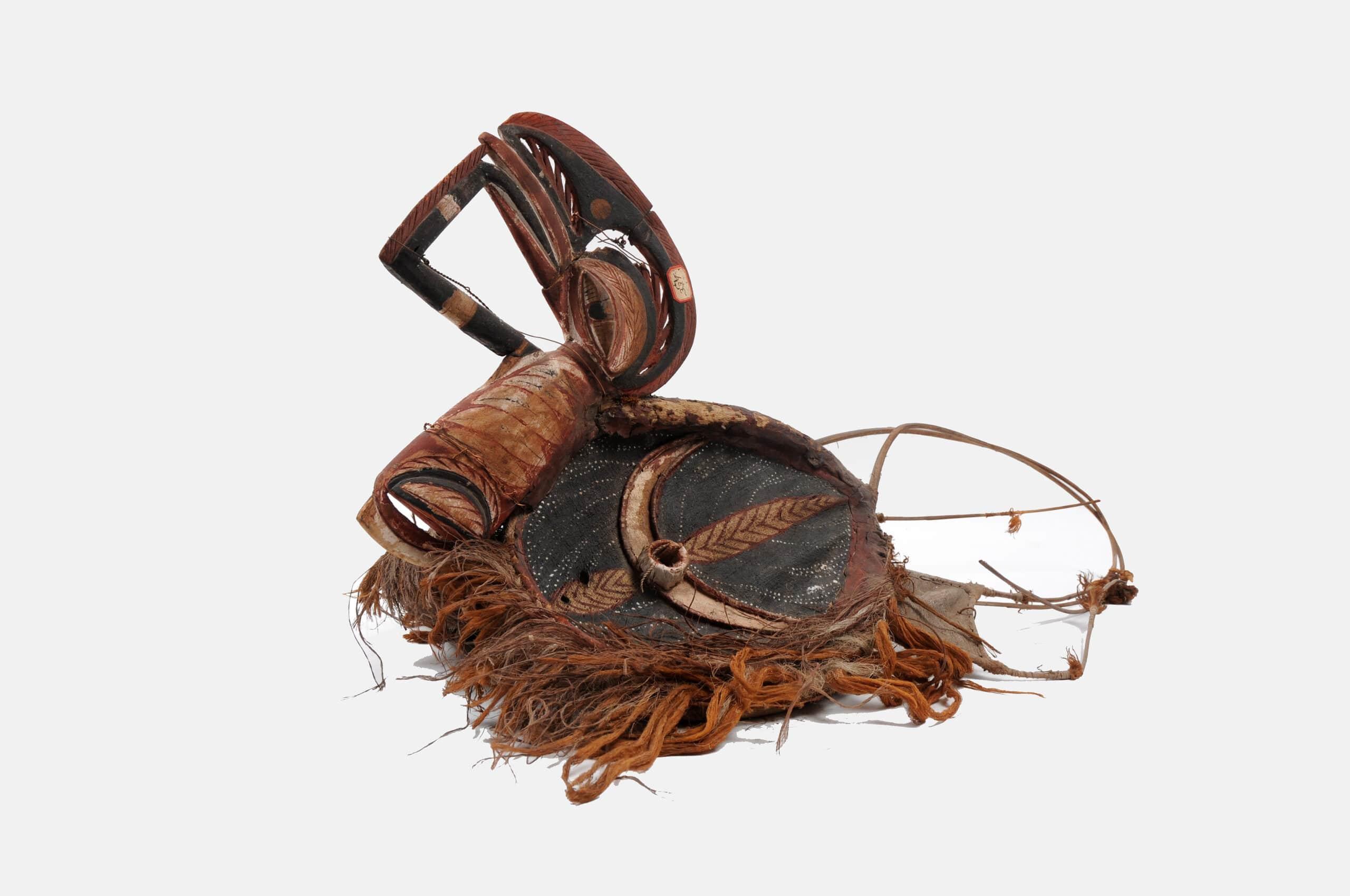 New Ireland Tatanua Dancing Mask
