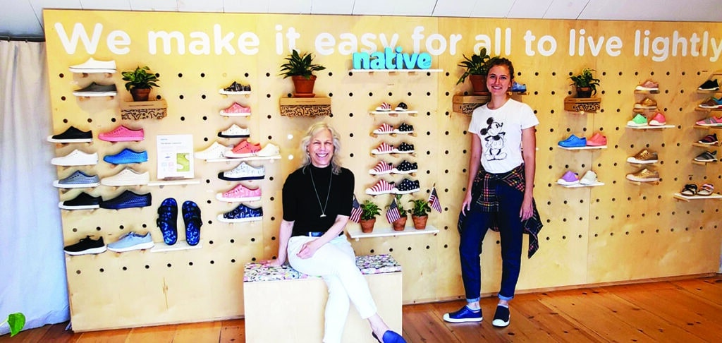 Eye on style: Native Shoes