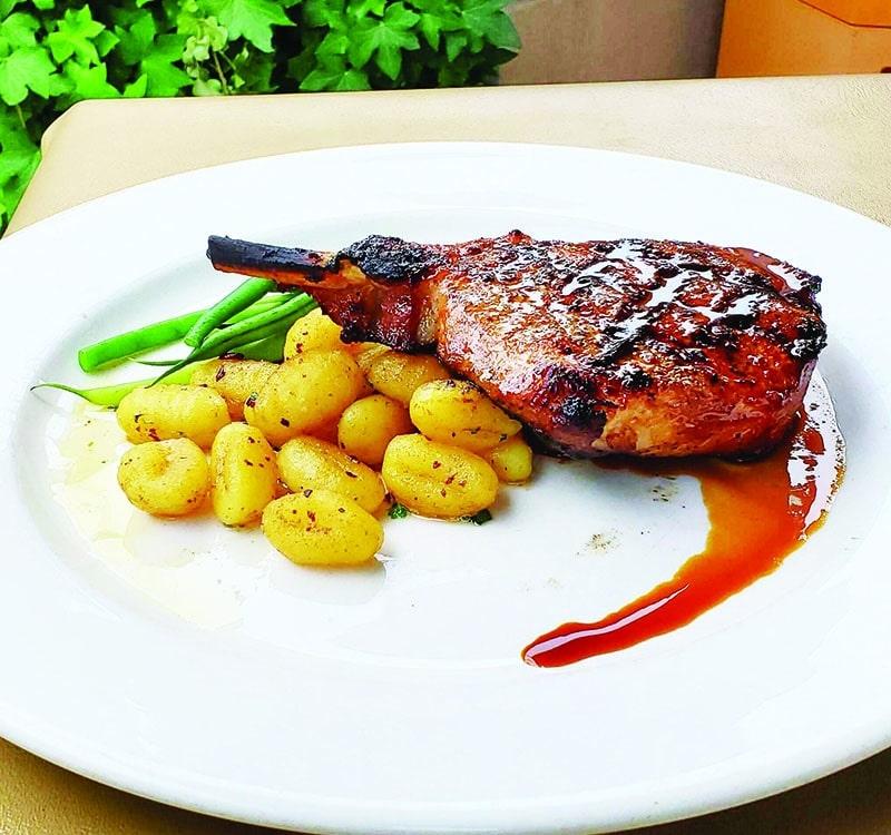 Fifty-Six Union - Grilled Pork Chop