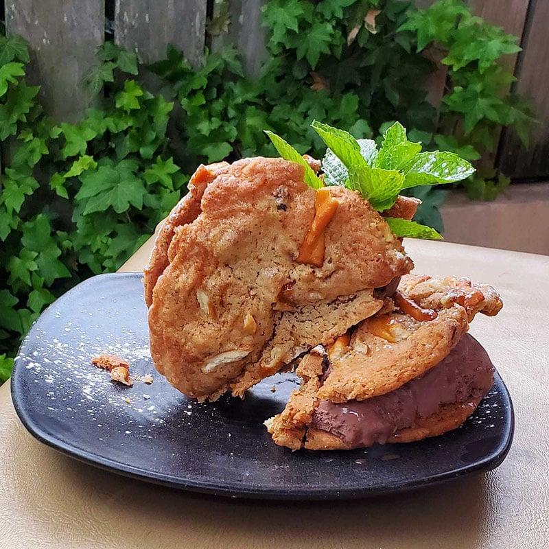 Fifty-Six Union - Gelato Cookie Sandwich