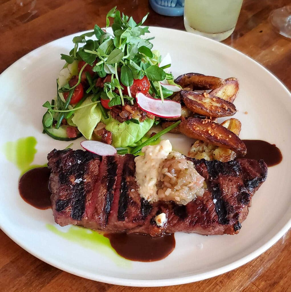 Dune - Grilled Prime Sirloin Steak