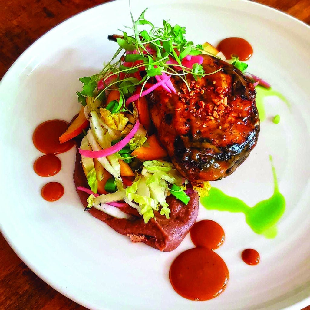 Dune - Barbecue Grilled Pork Chop