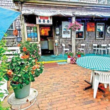 Easy Street Cantina   Nantucket, MA