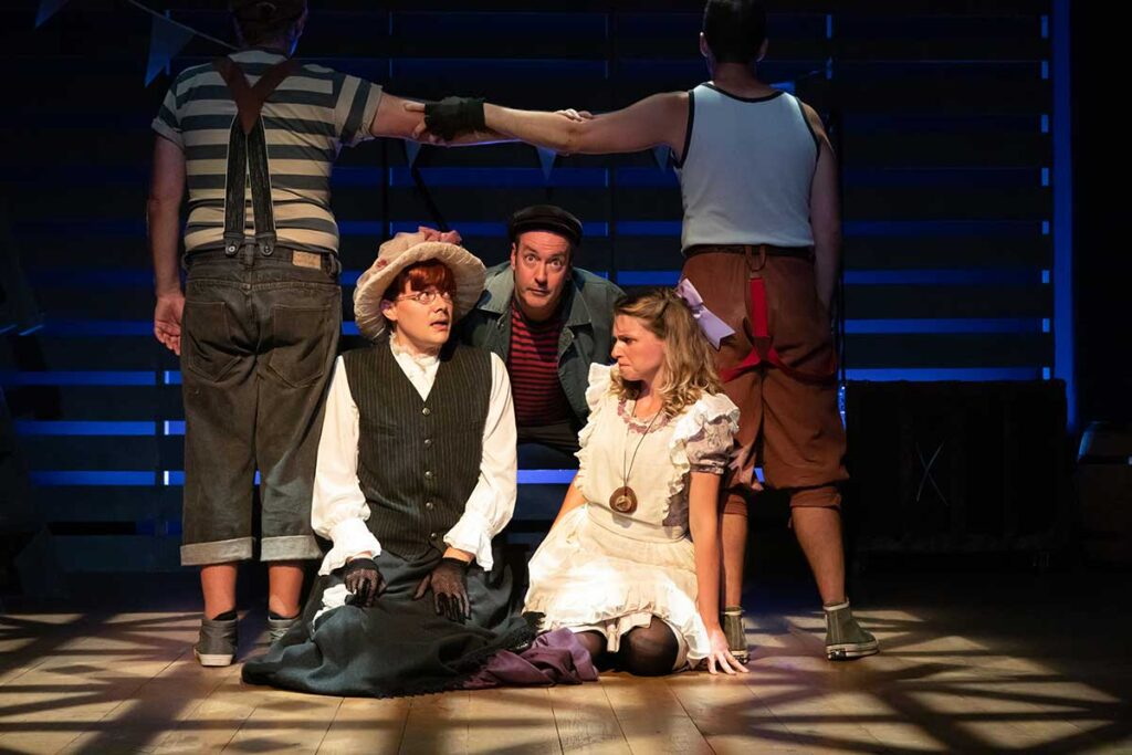 White Heron Theatre; Peter and the Starcatcher