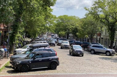 Nantucket Traffic