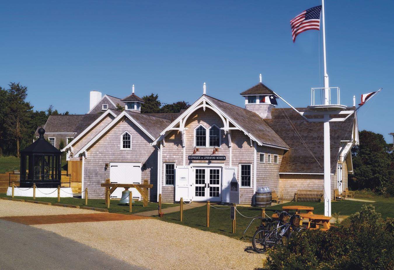 Nantucket Shipwreck Museum