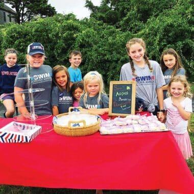 Swim Across America Nantucket Returns