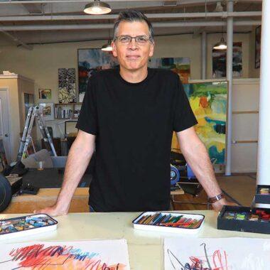Michael Rich at Hostetler Gallery