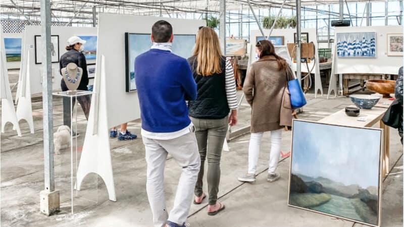 Wet Paint Auction Nantucket Artists Association o Nantucket